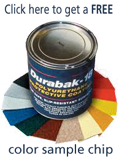Durabak-request a color chip